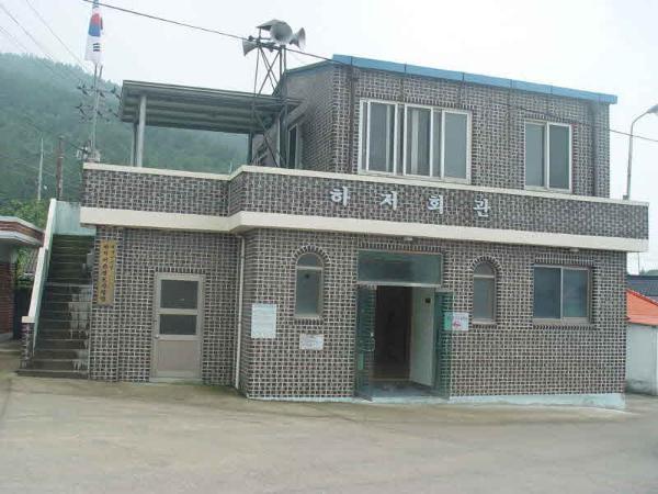마을회관 이미지